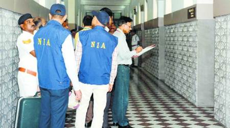 Explosive found in Assembly: NIA begins probe, takessamples