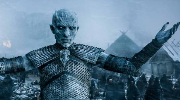 white walker, night king, game of thrones night king, game of thrones white walkers