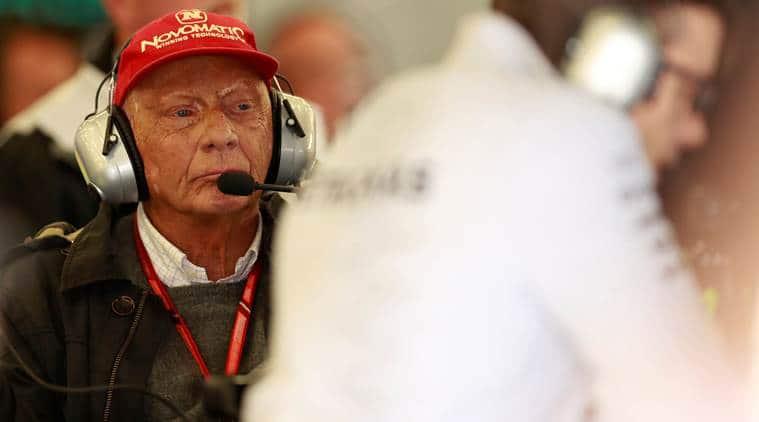 Niki Lauda, Mercedes, Formula One, FIA, Motor sports, Sports news, Indian Express