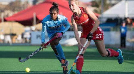 india hockey, indian women's hockey team, india vs england hockey