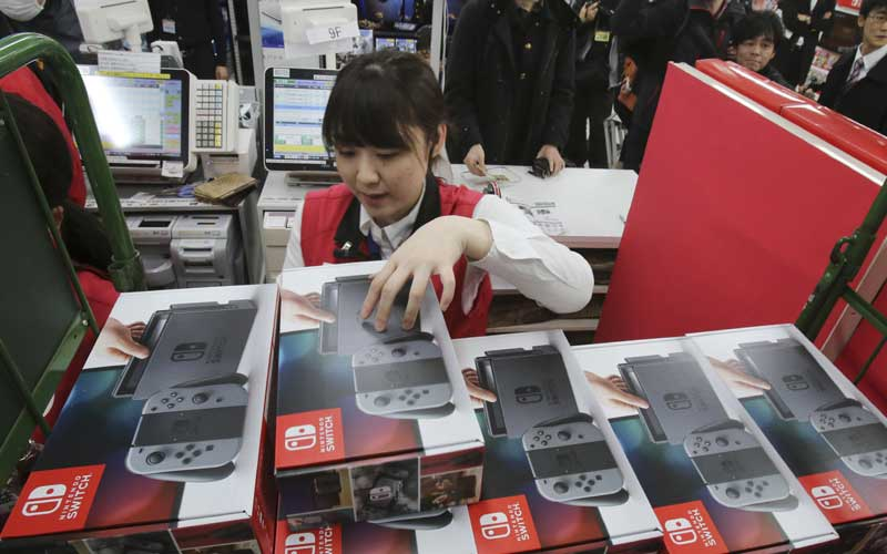 Nintendo, Nintendo games, Nintendo Switch, Nintendo gaming console, new gaming technology, technology tech news, gaming news
