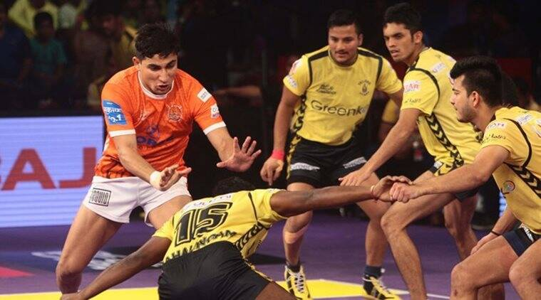 Pro Kabaddi League 2017, PKL season 5, PKL captains, Kabaddi news, Indian Express