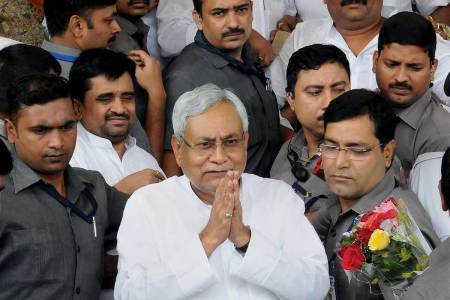 Bihar JD(U) suspends 21 members for 'anti-party activities'