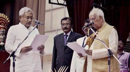 Nitish Kumar sworn in: PM Modi congratulates Bihar CM, says look forward to working together