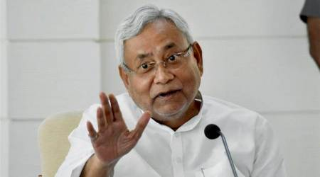 Bihar BJP leader 'offers' Nitish outside support