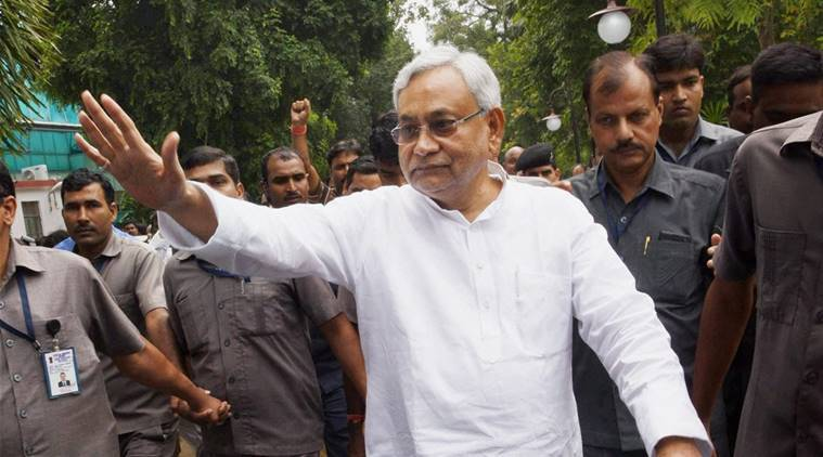 nitish kumar, jdu bjp alliance, bihar politics, bjp bihar, nitish kumar bjp, narendra modi, lalu prasad yadav, indian express news