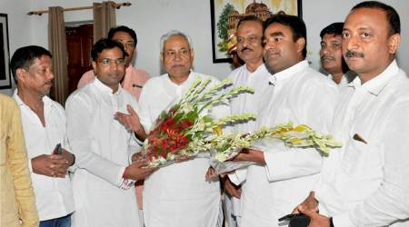 Secularism no cover for corruption, says Nitish, as he wins trust vote