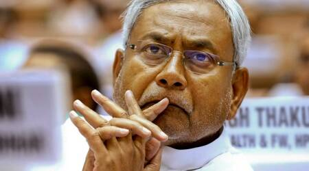 Twenty-eight held for attack on Nitish Kumar cavalcade