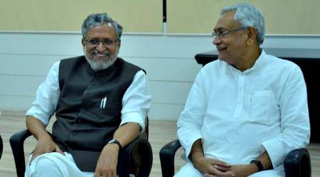 Live updates: Nitish Kumar takes oath as Bihar CM, this time with BJP