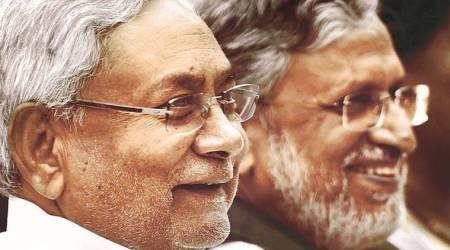Nitish back in NDA: In embrace this time, BJP has the upper hand