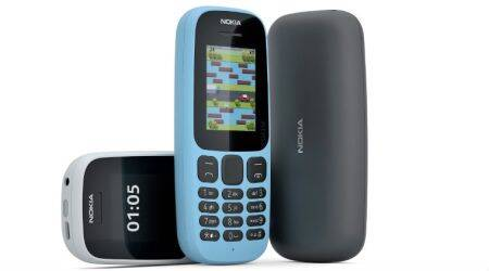Nokia 105 and Nokia 130 feature phones launched in India, price starts at Rs 999