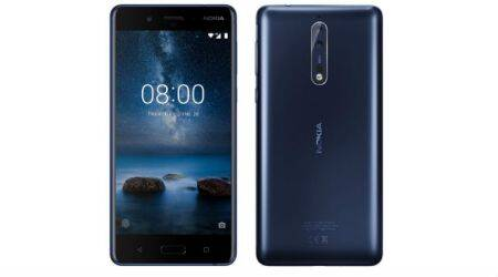 Nokia 8 with Carl Zeiss dual-lens camera leaked: Here's what it looks like