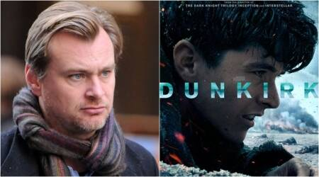 Dunkirk director Christopher Nolan did not allow chairs, water bottles on the set