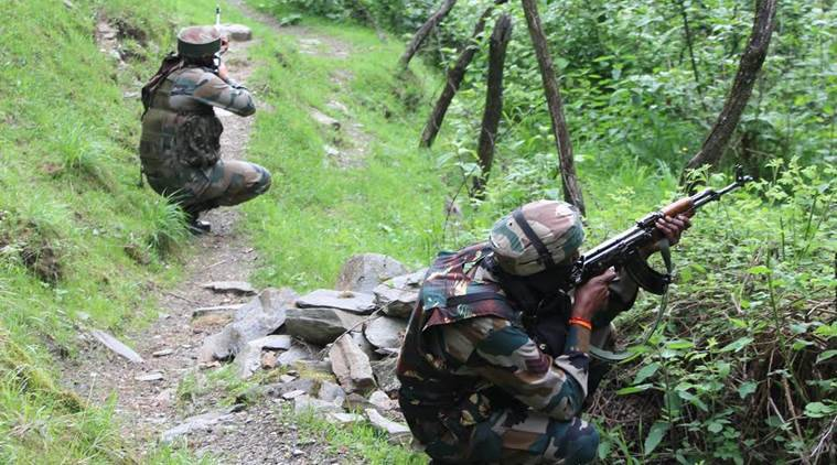 Budgam encounter, Kashmir, jammu and kashmir encounter, kashmir militants,