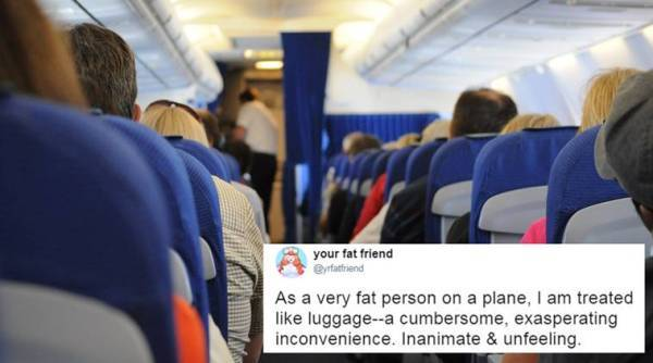 airline policies, airlines plus size passenger policy, obese people air travel experience, fat people airlines policy, flight experince, viral news, indian express