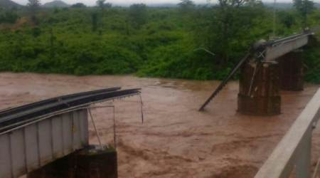 Flash floods in Rayagada district of Odisha; snap road, rail connectivity