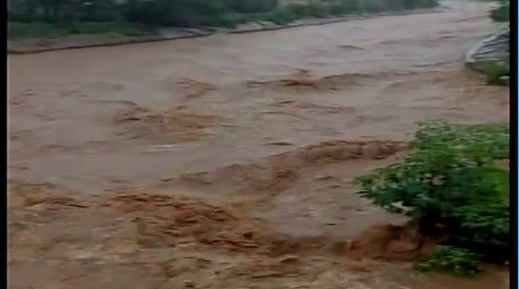 Odisha, Odisha floods, Odisha Flash floods, Rayagada Flash floods, Kalahandi Flash floods, india news, india monsoon, indian express news