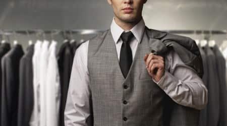 dressing up for men, office looks for men, office clothes for men, Indian Express, Indian Express News