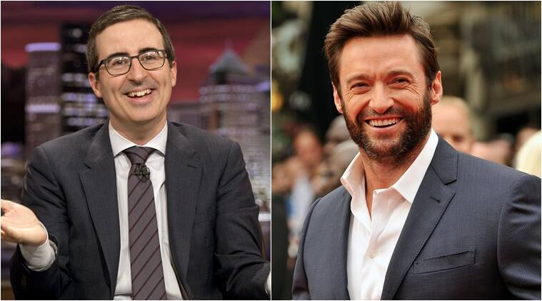 The Lion King live-action footage stars Hugh Jackman and John Oliver