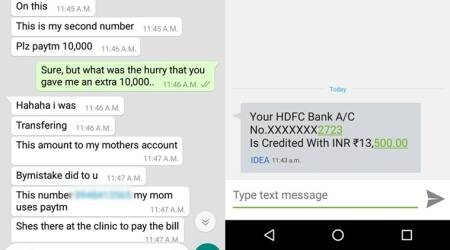 Pune woman's shocking Facebook post alerting about fraudsters on Internet is going viral
