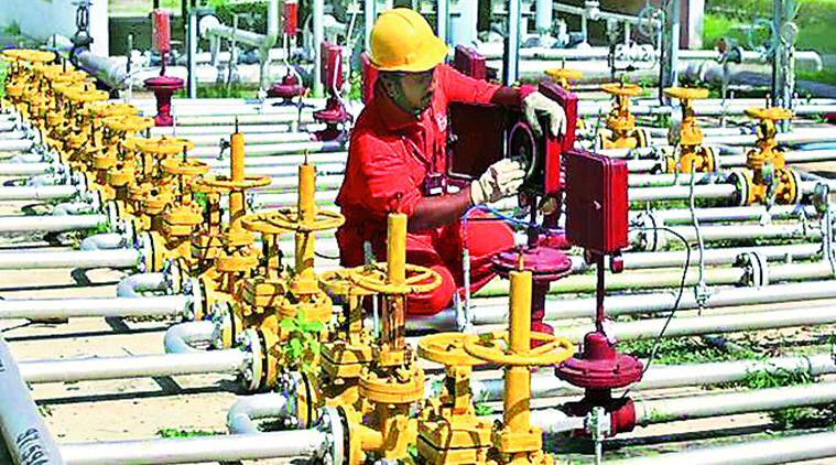 Oil and Natural Gas Corporation, ONGC, HPCL, Hindustan Petroleum, Petrol, latest news, indian express