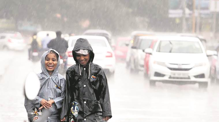 Pune, Pune rain, Maharashtra, rain, weather, monsoon, latest news, indian express