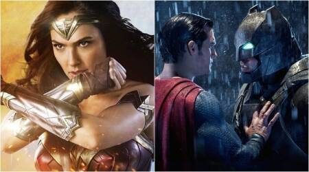 Wonder Woman flies past Batman vs Superman to become highest grossing DC film