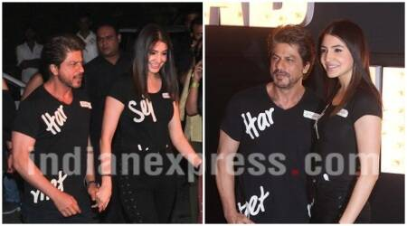 There's nothing objectionable in Jab Harry Met Sejal: Shah Rukh Khan on CBFCrow