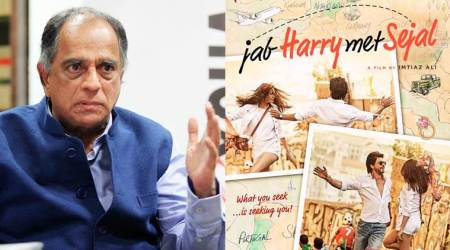 Pahlaj Nihalani on Jab Harry Met Sejal row: Will you be comfortable using the word 'intercourse' in front of your children?