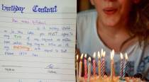 This Pakistani girl made 'Birthday Contract' for her parents but her dad's epic response stole the thunder!
