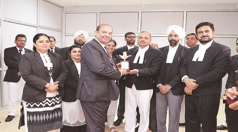 Pakistan Lawyers india visit, Indo-pak relations, Pakistan and India lawyers, Lawers visit, indian express, india news, latest news