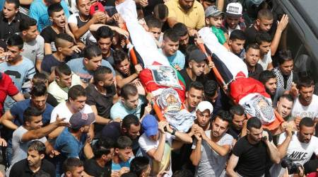 Two Palestinians shot dead by Israeli army in Jenin clashes