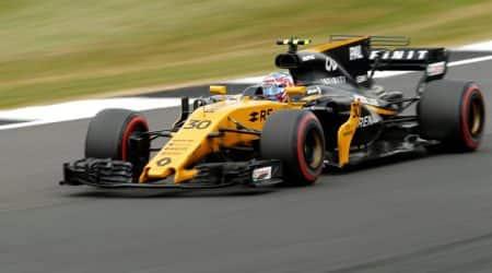 Jolyon Palmer, Renault, Formula one