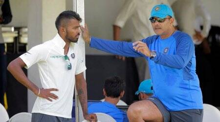 India vs Sri Lanka: Hardik Pandya expresses elation in Test debut