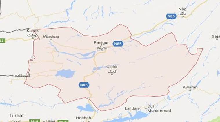 Explosion in Chedgi, Balochistan leaves four dead, five injured