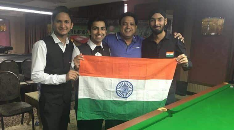 Pankaj Advani, Pankaj Advani India snooker, India vs Pakistan snooker, Asian Snooker Championship, Ind vs Pak, sports news, indian express