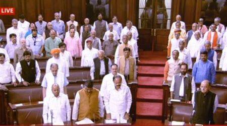 Monsoon Session begins: Parliament adjourned after obituary to deceased members, Amarnath victims