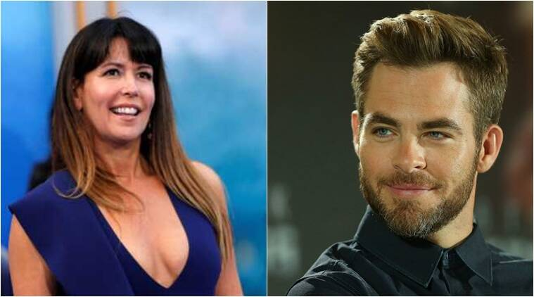 patty jenkins, chris pine, chris pine patty jenkins