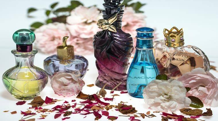 fragrances, perfumes, male shoppers, male scents, fruity scents, floral scents, spicy scents, nutty scents, pulse point, Indian Express, Indian Express News