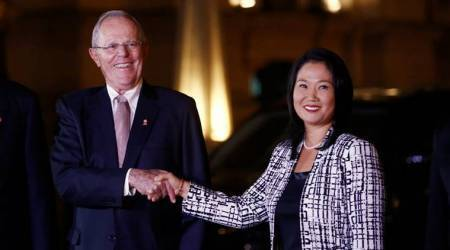 Peru president and opposition leader 'optimistic' after meeting