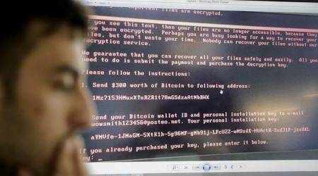 Petya cyber attack: Alleged hackers demand $256,000 in ransom to decrypt files