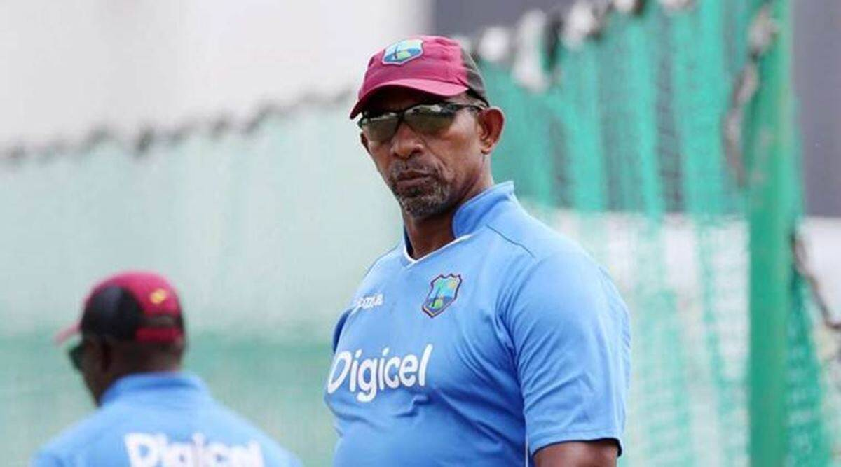 Phil Simmons, India coach, Indian Express