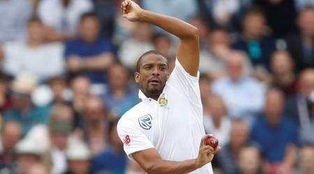 Vernon Philander is becoming the new Jacques Kallis, says Faf du Plessis