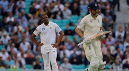 Vernon Philander has accepted that he needs to work on his fitness, says Faf duPlessis