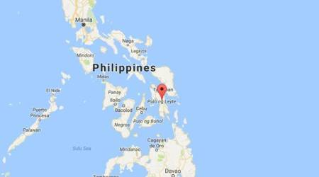 Earthquake of magnitude 6.5 hits central Philippine island: USGS