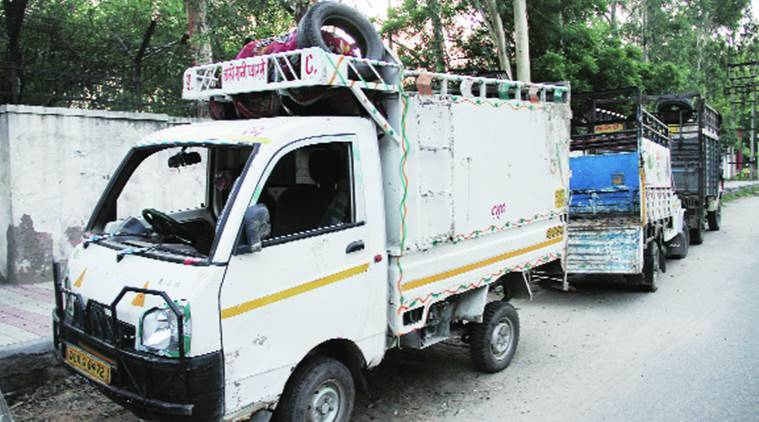 Six men transporting buffaloes thrashed in Delhi, case lodged