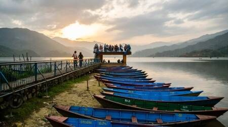 A lake, forests, mountains...Pokhara has many delights
