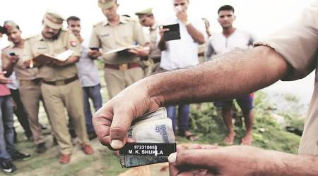 Decomposed body of missing constable found in Gomti Nagar area ofLucknow