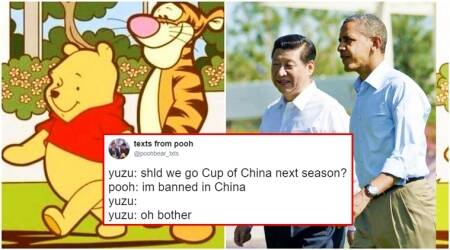 China bans the beloved 'Winnie the Pooh'; and the reason will make you cringe