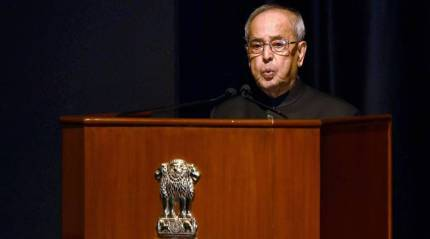 Pranab Mukherjee, the President who didn't go beyond the copybook